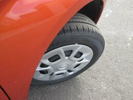 タイヤの溝まだまだあります!!