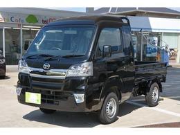 ダイハツ ハイゼットトラック 660 ジャンボ 3方開 4WD 4WD 4AT ブルーレイ搭載ナビETCマット付
