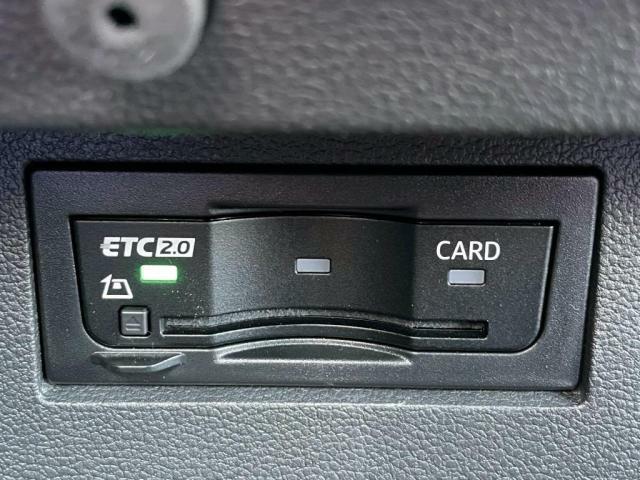 ETCを装備しており高速道路へのアクセスもラクラク