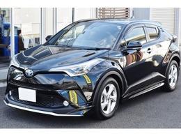 トヨタ C-HR ハイブリッド 1.8 S LED エディション /モデリスタエアロ/9インチナビTV/ETC