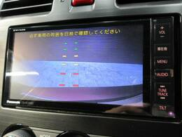 「フルカラーバックモニター」を装備で駐車が苦手な方でも安心です。