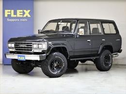 トヨタ ランドクルーザー60 4.0 VX ハイルーフ 4WD 全国登録OK 平屋根換装 4速オートマ