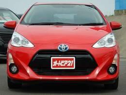 走行距離約104,540km!車検整備付♪人気の低燃費コンパクトカー♪人気のアクア Sです♪