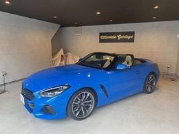 BMW Z4 M40i 1オ-ナ- インディビジュアル 新車保証付