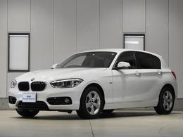 BMW 1シリーズ 118i スポーツ 2年保証 ドライビングアシスト 360度画像