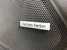 「ハーマン・カードンサウンド」搭載でクリアーな高音に迫力の重低音をお楽しみ頂けます♪