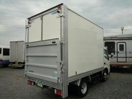 日野自動車 デュトロ 4.6 全低床 ディーゼル 2t10尺アルミバン垂直ゲート  オートマ