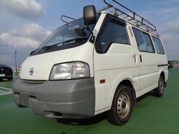 日産 バネット 1.8 DX ハイルーフ ルーフキャリア 日産デーラー整備車