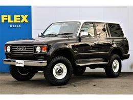 トヨタ ランドクルーザー80 4.2 GX ディーゼル 4WD