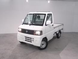 日産 クリッパートラック 660 SDエアコン付 AMラジオ&作業灯