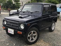 スズキ ジムニー 660 ワイルドウインド リミテッド 4WD オートマ R社外バンパー