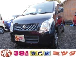 スズキ ワゴンR 660 FX ナビ 1ヶ月/走行無制限保証付