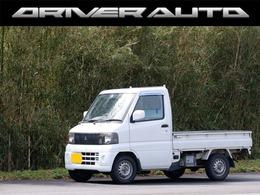 三菱 ミニキャブトラック 660 Vタイプ 4WD 4WD エアコン 5速マニュアル
