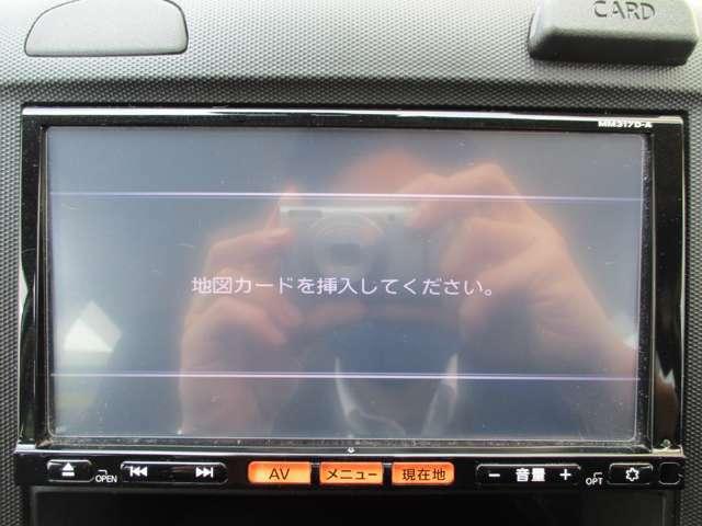 社外SDナビ・フルセグTV・バックカメラ