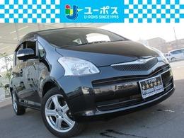 トヨタ ラクティス 1.5 G Lパッケージ 禁煙 クルコン ナビTV ETC