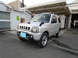 スズキ ジムニー 660 XL 4WD 禁煙車 CD キーレス 4WD