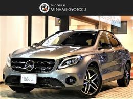 メルセデス・ベンツ GLAクラス GLA250 4マチック 4WD レザーEXC レ-ダ-P 受注生産 後期 2年保証