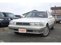 トヨタ クレスタ 3.0 スーパールーセントG デジメタ・本革シート