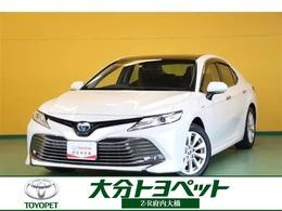 トヨタ カムリ 2.5 G 衝突被害軽減 ディスプレイオーディオ