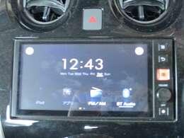 ★ラジオ付きディスプレイ★スマホをつなげて各種アプリが使用できます。地図無し・CD不可