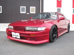 日産 180SX の中古車 5MT車 フルエアロ 三重県鈴鹿市 119.0万円