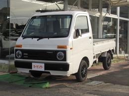 ダイハツ ハイゼットトラック 660 スタンダード 3方開 4WD 社外アルミ・マユゲ仕様