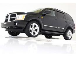 ダッジ デュランゴ リミテッド 5.7 V8 4WD ナビ ETC 20AW