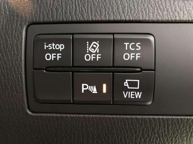 パーキングセンサーをはじめとした安全装備も充実。