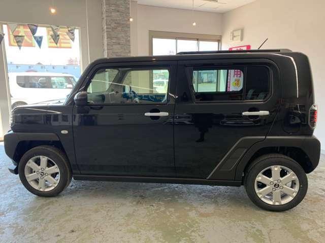 当店で大好評の新車リースは軽自動車に限らず、コンパクトカー等の乗用車もお取り扱いしております。