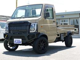 スズキ キャリイ 660 KCエアコン・パワステ 3方開 4WD 2インチアップ