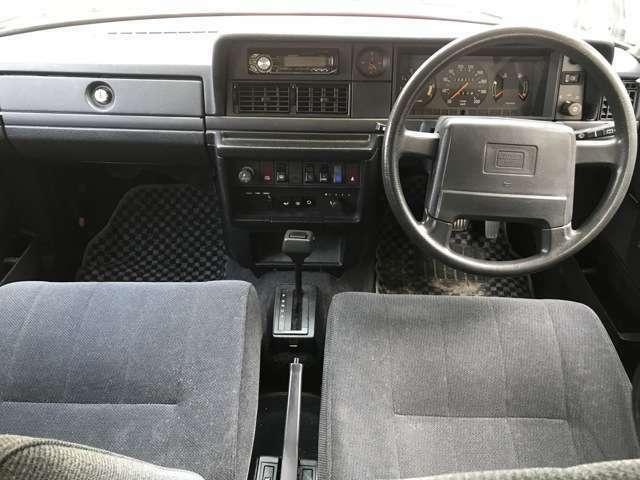 ダッシュボード部分です。運転席・助手席に座った時をイメージしてみてください。