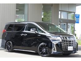 トヨタ アルファード ハイブリッド 2.5 SR Cパッケージ 4WD TRD19AW
