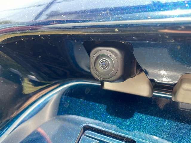 純正バックカメラ装備済み☆別途ナビと接続することで使用できます♪後方確認や車庫入れも安全・快適ですね♪