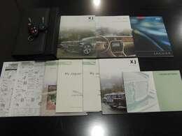 ★整備手帳・新車保証書・取説・記録簿5枚・キーレス&スペアキーが保管されております。