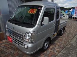スズキ キャリイ 660 スーパーキャリイ X 3方開 4WD オートマ・ディスチャージヘッドライト