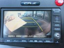 純正HDDインターナビ付き♪ バックカメラ付きになりますので安心して駐車できますね♪