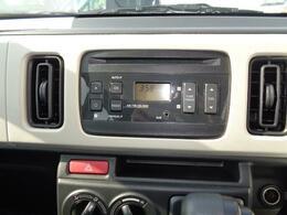 使いやすさにこだわった純正CDプレーヤー[AM/FMラジオ付]★好きな曲を聴きながら楽しくドライブ♪