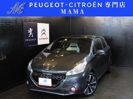 プジョー 208 GTi Peugeot&Citroenプロショップ6MT ターボ