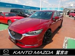 マツダ MAZDA6セダン 2.5 25T Sパッケージ マツコネナビ BOSE 試乗車