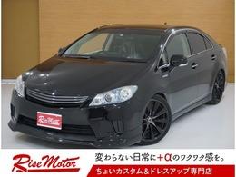 トヨタ SAI 2.4 S 本州車/モデリスタ/レイズ19AW/車高調