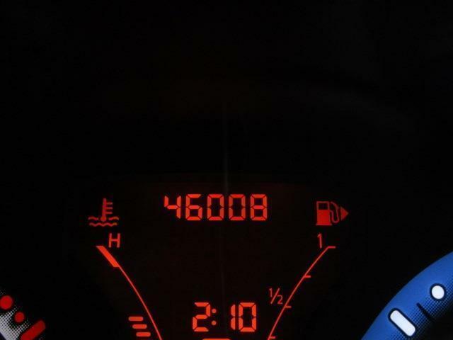 走行距離は46000K!