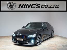 BMW 3シリーズ 320d Mスポーツ G-POWER19AW ETC