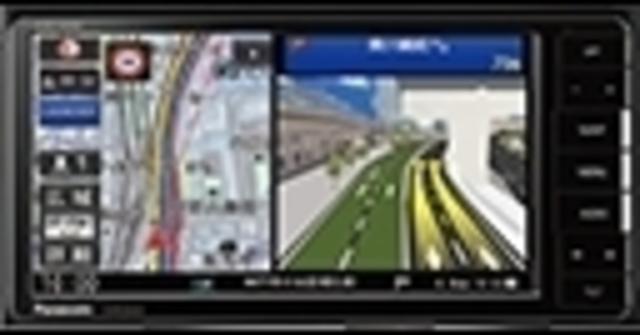 Bプラン画像:4チューナー&4アンテナ 地上デジタルチューナー/Bluetooth内蔵 DVD/USB/SDAV ナビゲーションシステム