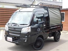 ダイハツ ハイゼットトラック 660 ジャンボ SAIIIt 3方開 4WD