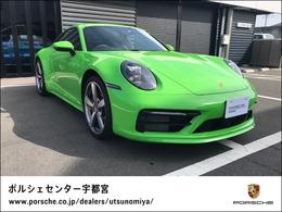 ポルシェ 911 カレラS PDK 新車保証継承 OP388