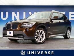 BMW X1 sドライブ 18i Xラインエクステリア ナビPKG HID Bカメラ