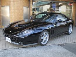 フェラーリ 575Mマラネロ F1 ディーラー車