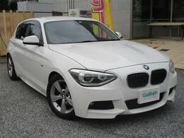 BMW 1シリーズ 116i スポーツ 修復歴無し ハーマンカードン エアロpkg