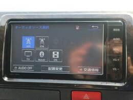 純正SDナビ装備!!フルセグ、DVD再生、、Bluetooth搭載♪