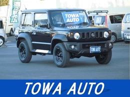 スズキ ジムニーシエラ 1.5 JL スズキ セーフティ サポート 装着車 4WD 登録済未使用車